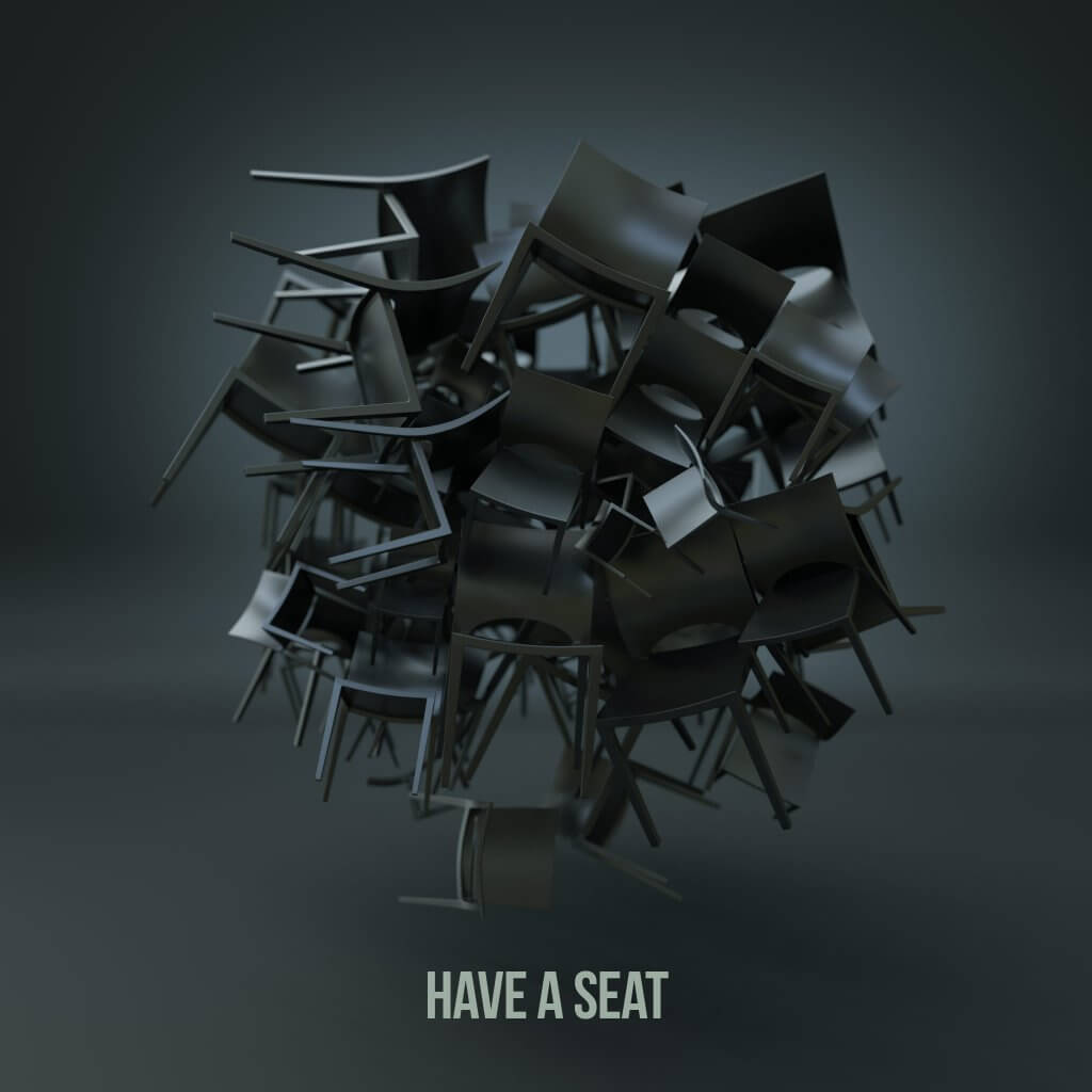Visual Design by Lumeneyes: Have a Seat