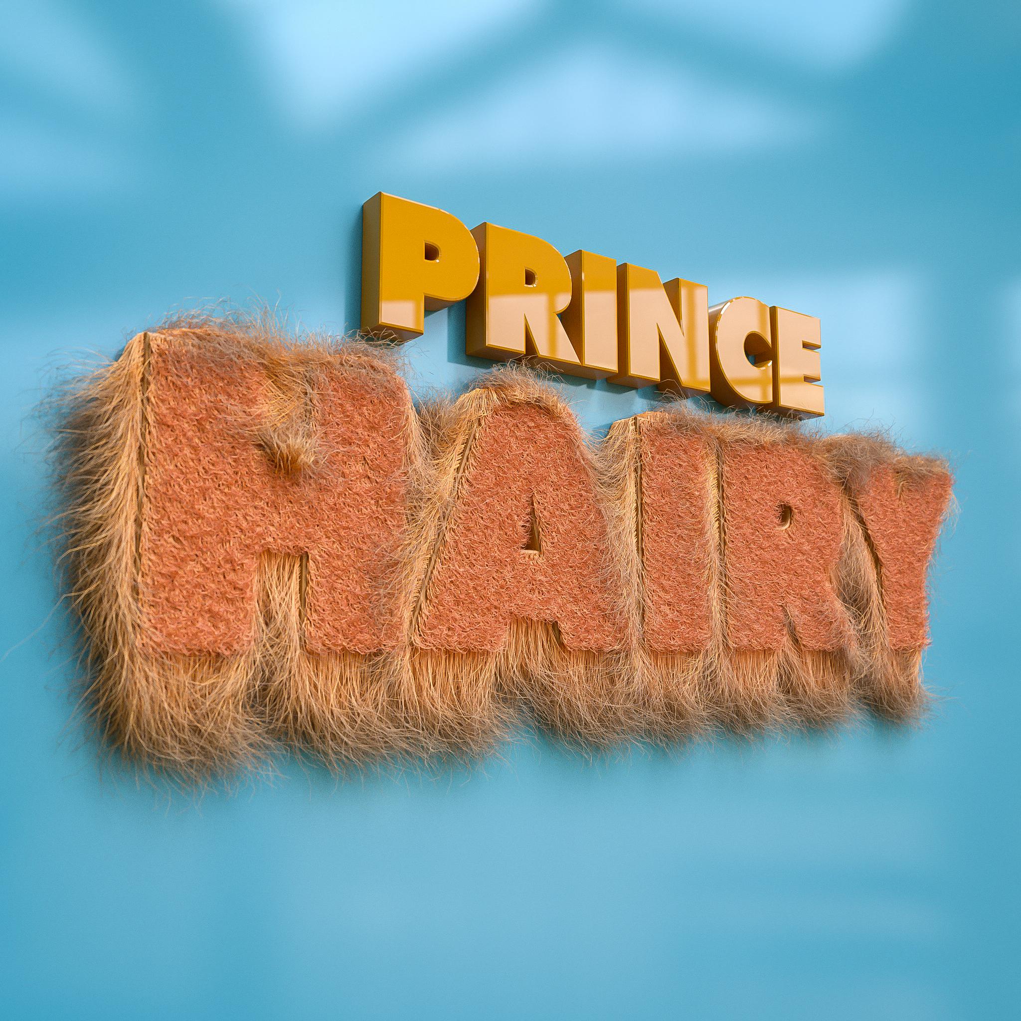 Visual Design by Lumeneyes: Prince Hairy